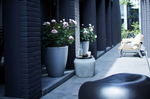 Allure Ellips Planters